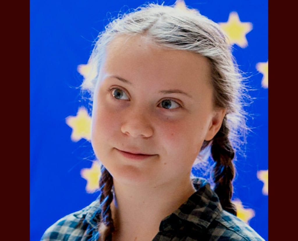 Domian Greta Thunberg