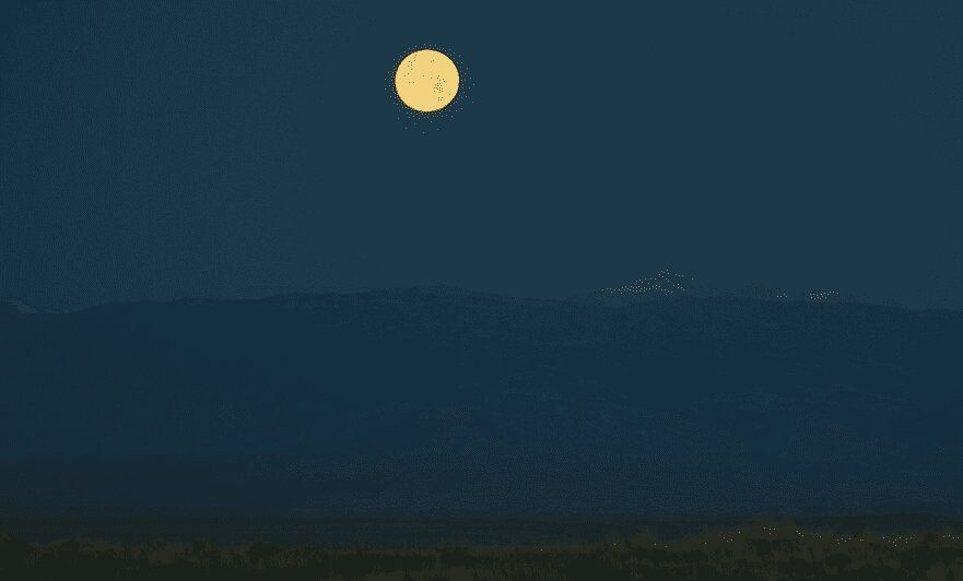 Cold Moon, Beaver Moon, Child Moon: Sunday night's full moon goes by many names - Oil City News
