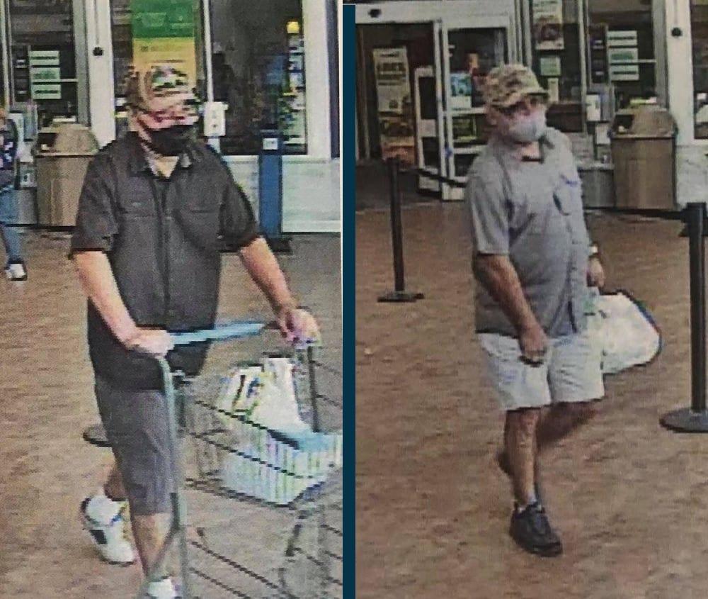 VIDEO: Casper PD seeking two men in theft of 89-year-old