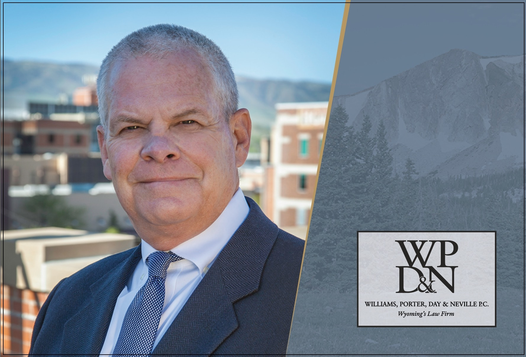Charlie Chapin is an attorney at Williams, Porter, Day, and Neville